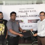 Daraz BD Joins hands with Melody & Co.