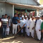 টাঙ্গাইলে পাঁচতলা মসজিদ নির্মাণের শুভ সূচনা