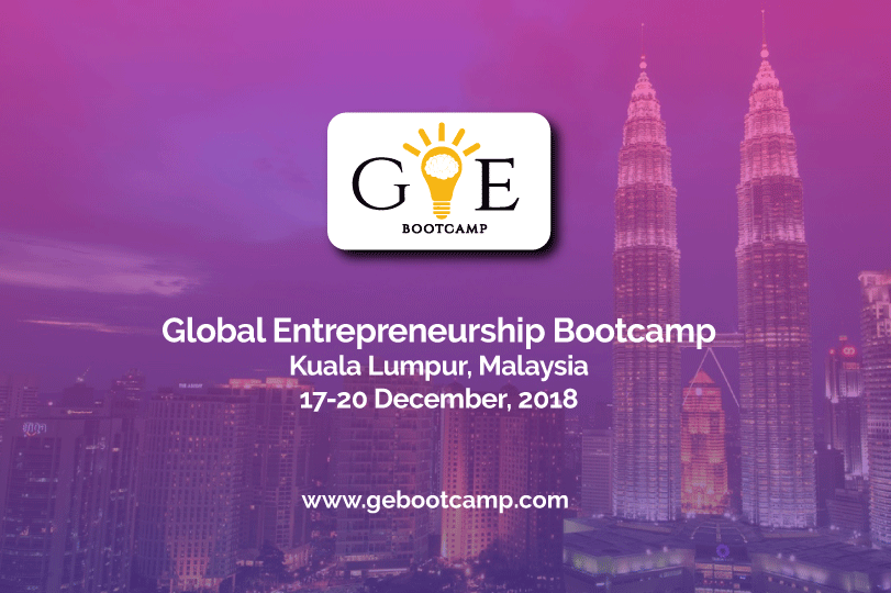 Global Entrepreneurship Bootcamp brings youth from 40 different countries together to learn and innovate