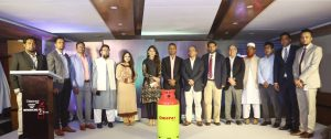 Omera Petroleum Ltd  Brings 25kg LPG cylinder for the first