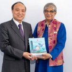 এসডিজি'র জন্য তথ্যযোগাযোগ প্রযুক্তি সম্মেলনের নেতৃত্বেও বাংলাদেশ