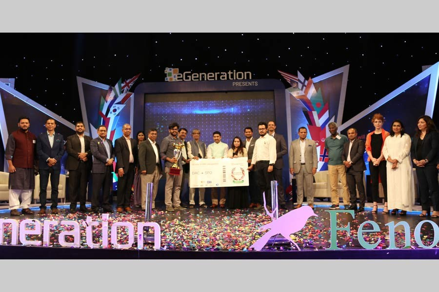 Repto to represent Bangladesh in Startup World Cup Grand Finale