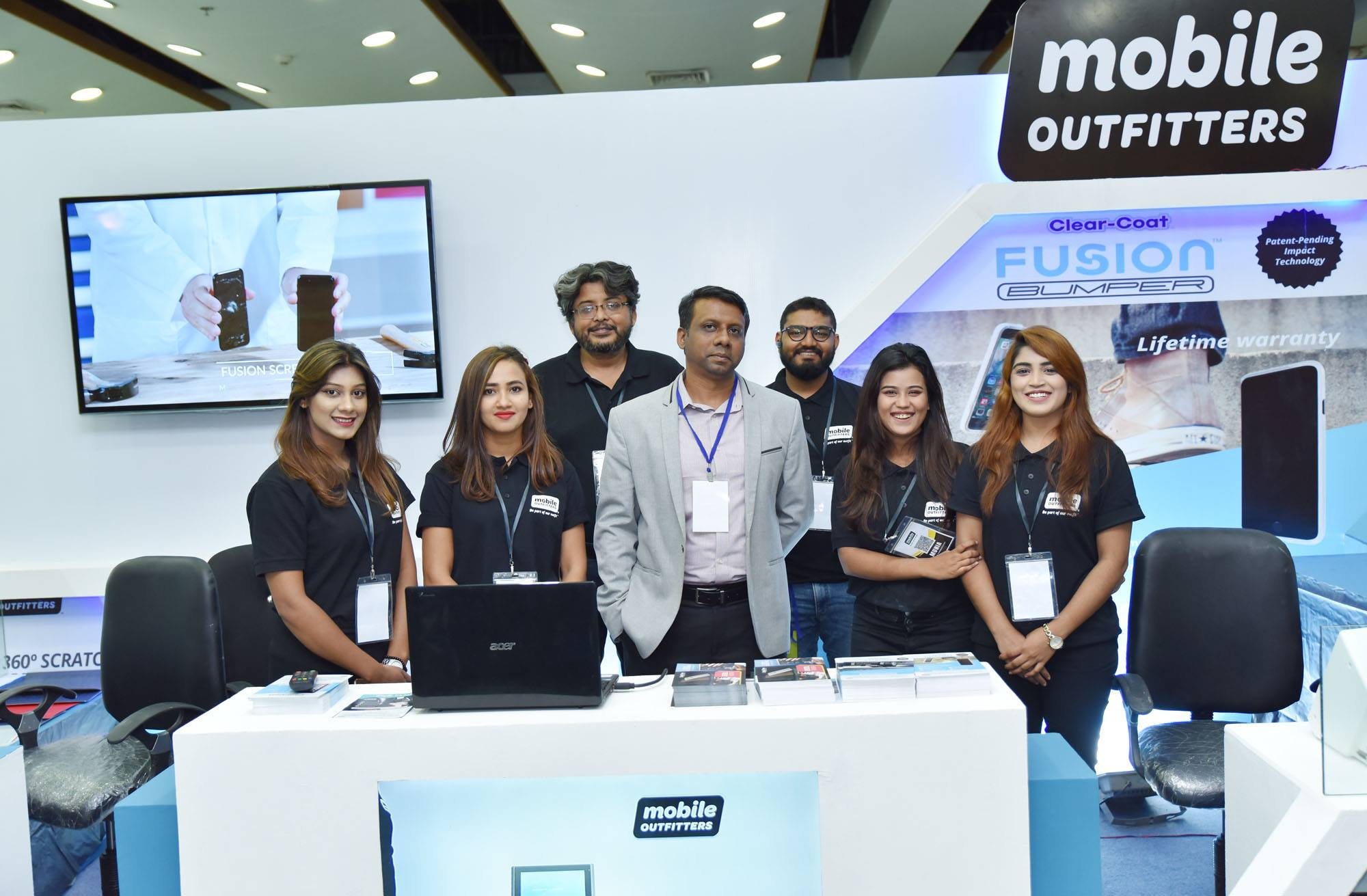 Mobile Outfitters starts its journey in Bangladesh