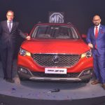 British Automotive 'Morris Garages' launches MG ZS in Bangladesh
