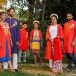 রঙ বাংলাদেশে শারদীয় পোশাক