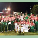 কুইন্স ইলেভেন আন্তর্জাতিক টি-২০ তে চ্যাম্পিয়ন রূপালী ব্যাংক