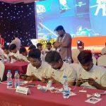 আজিয়াটা গেম হিরো গেমিং প্রতিযোগিতার জাতীয় পর্যায়ের গ্র্যান্ড ফিনালে অনুষ্ঠিত