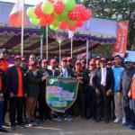 রূপালী ব্যাংকের ৩৮তম বার্ষিক ক্রীড়া প্রতিযোগিতা অনুষ্ঠিত