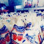 Liton Dewan assists helpless ahead Ramadan