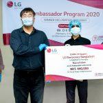 LG Ambassador Program 2020 launch to fight COVID-19