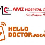 Specialized Telemedicine Launched by AMZ Hospital and Hello Doctor Asia