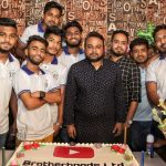 Brotherhoods LTD youtube channel celebrated 3rd birthday ceremony