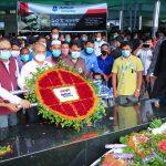 Daffodil International University pays homage to Bangabandhu Sheikh Mujibur Rahman and holds virtual discussion