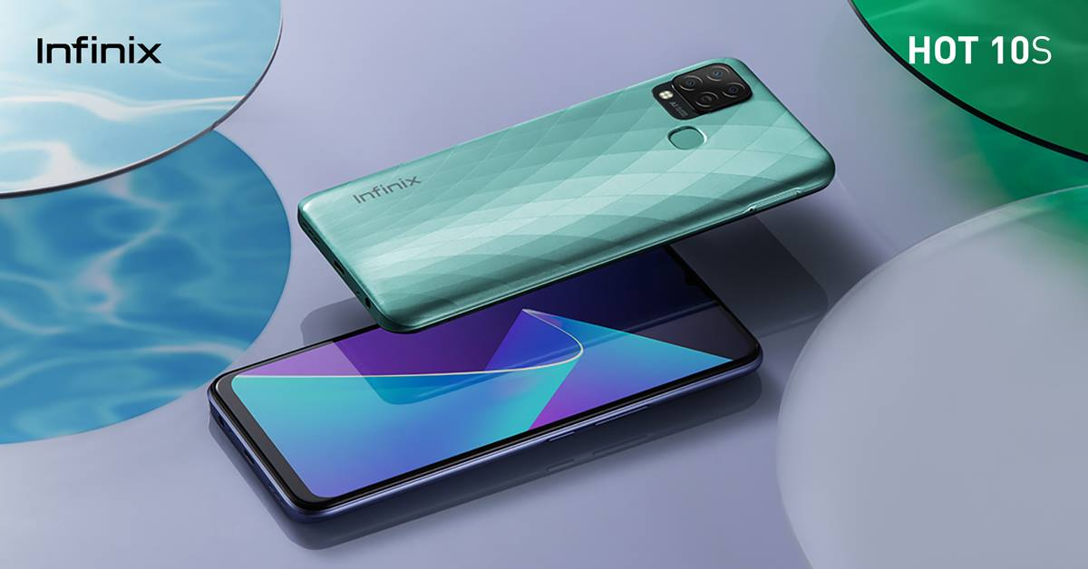 Infinix to bring Hot 10S with Anti-Lag Processor