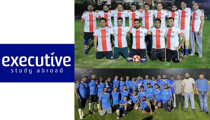 Executive Trade patrons friendly football match for FACD-CAB members