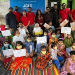 'Magic course for underprivileged youth by JCI Dhaka Independent'